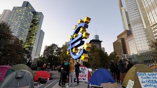 """""""Occupy""""-Bewegung: Demonstranten ohne Argumente"""