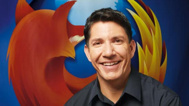 Der Chef der Mozilla Corporation Gary Kovacs