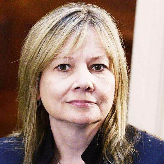 Mary Barra Quelle: imago images