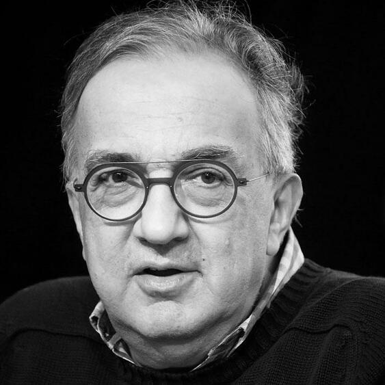 Sergio Marchionne Quelle: Bloomberg