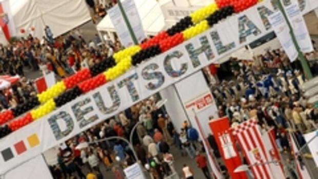 Deutsche Nationalfeiertage
