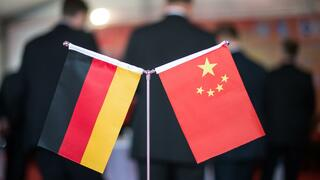 China:Heute Partner, morgen Rivale