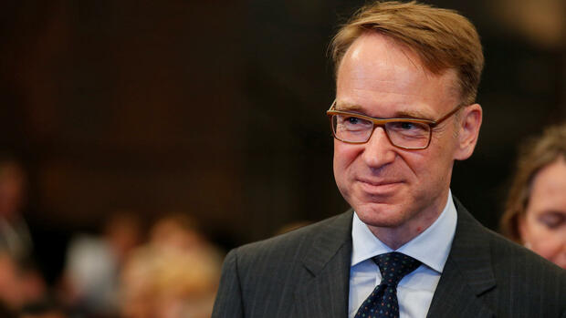 Deutsche Bundesbank (German Federal Bank) Präsident Jens Weidmann. Quelle: REUTERS