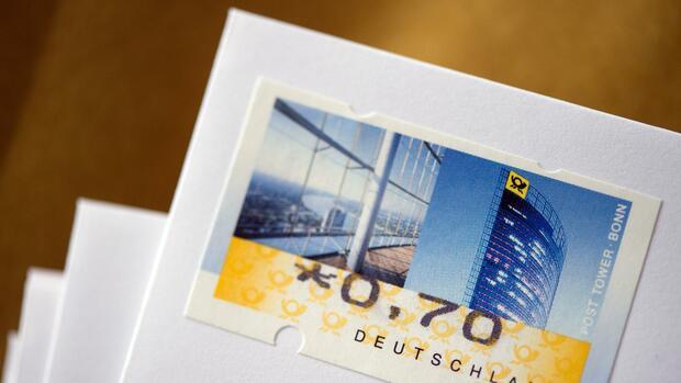 Briefporto Bei Der Deutschen Post Könnte Stärker Steigen