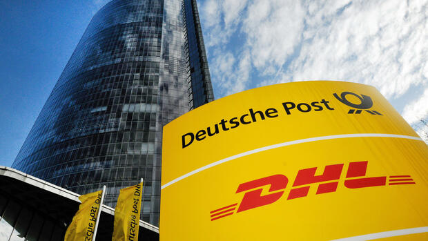 Deutsche Post DHL Group Quelle: dpa