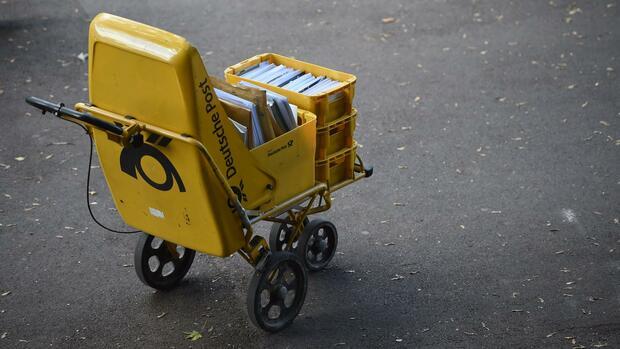 Deutsche Post So Krank Macht Der Job Als Paketbote Wirklich