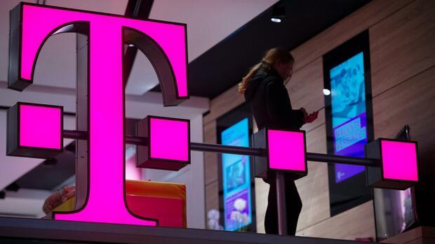 Telekom macht Milliarden-Gewinn
