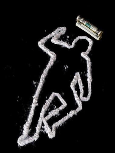 Die Deutschen im Drogendelirium