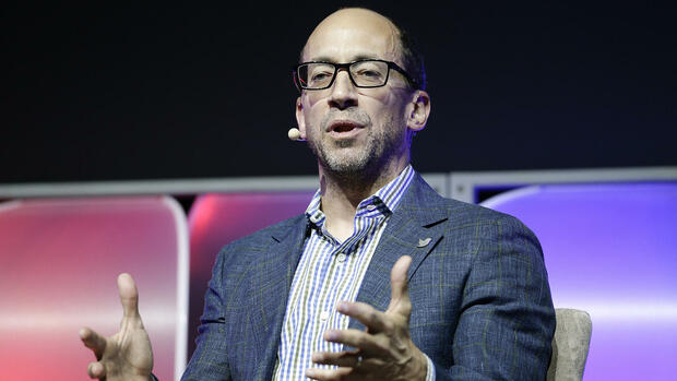 Twitter-CEO Dick Costolo Quelle: AP