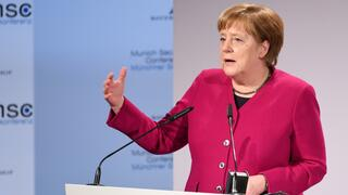 Munich Security Conference: Kanzlerin Merkel fordert Ausbau der internationalen Kooperation