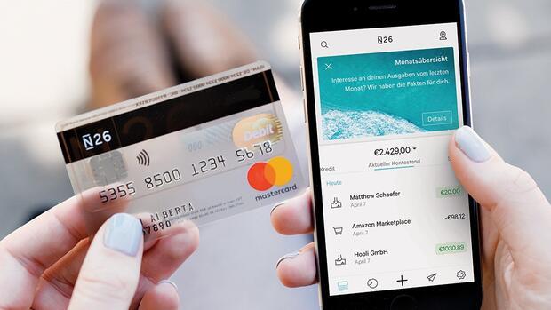 N26, Revolut und Co.: Die größten digitalen Bank-Startups - manager magazin - Digitales