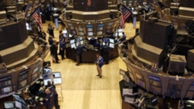 Die New York Stock Exchange am Quelle: REUTERS