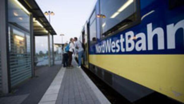 Private Regionalbahnen Scharfe Konkurrenz Für Die Deutsche Bahn