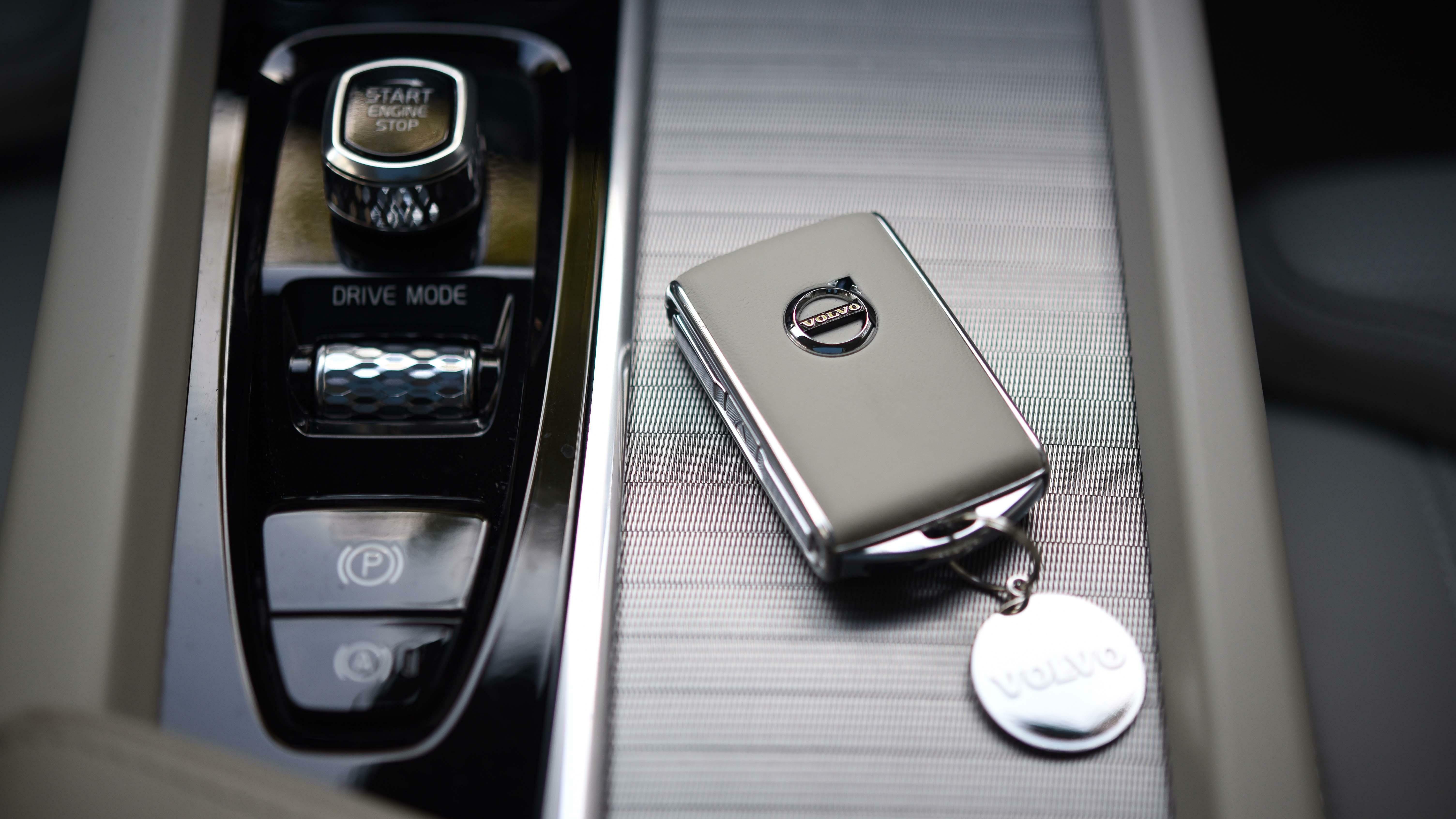 Volvo XC60 im Handelsblatt-Test: Kann alles, außer hochdeutsch