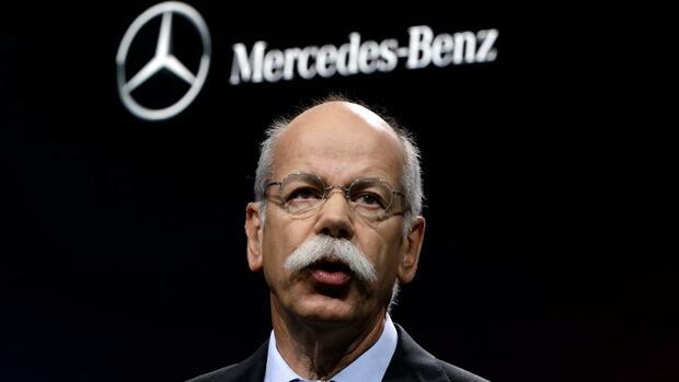 Auch gegen Daimler läuft jetzt ein Diesel-Bußgeldverfahren