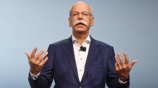 Daimler: Zetsche sieht schwere Aufgaben auf seinen Nachfolger zukommen