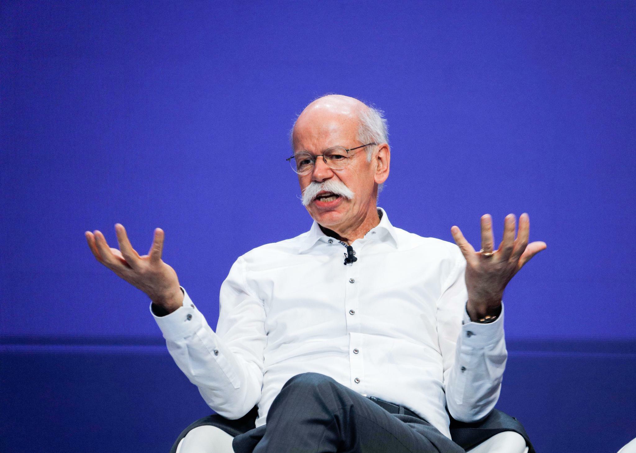 Ex-Daimler-Chef: Dieter Zetsche engagiert sich für Naturschutz in Afrika