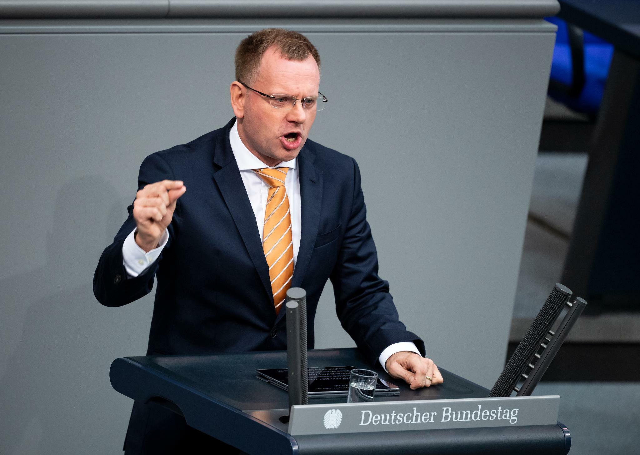 Auftritt bei rechter Demo: AfD berät über Vorgehen gegen Dirk Spaniel
