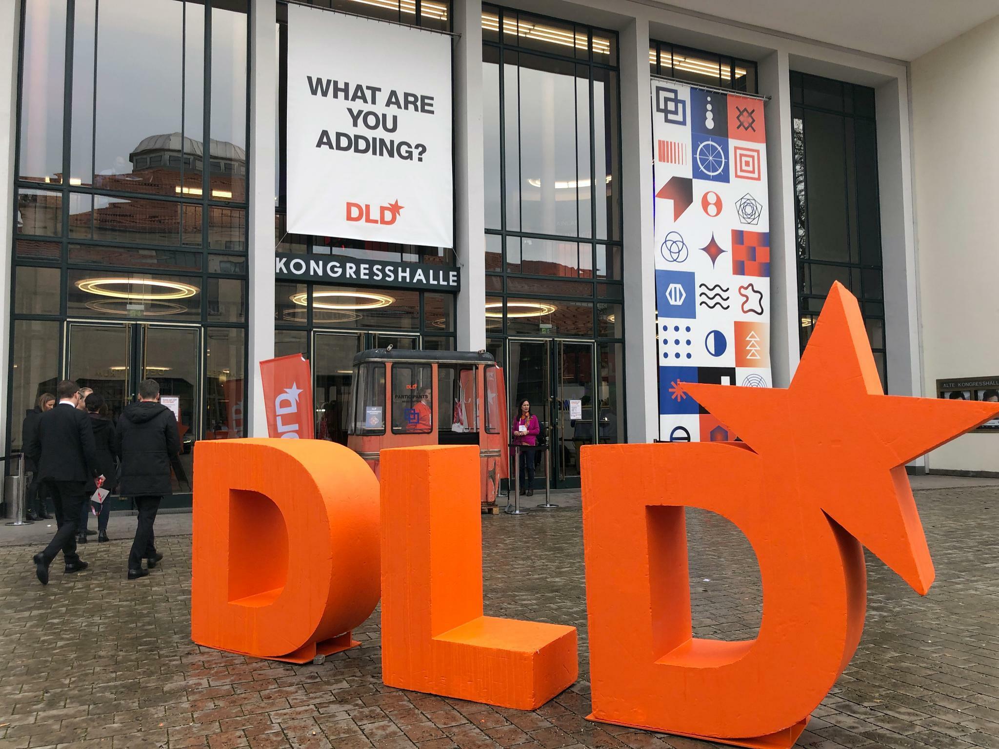 DLD: Auf der Suche nach europäischem Weg in die Digitalisierung
