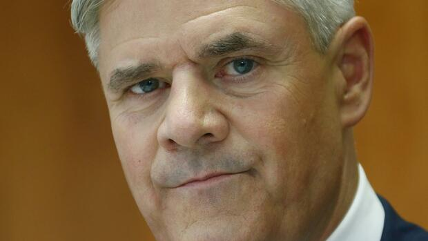 Andreas Dombret Quelle: REUTERS