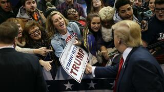 US-Bundesstaat New Hampshire wählt: Wer kann am besten Händeschütteln?