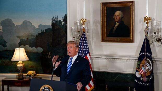 Donald Trump Quelle AP