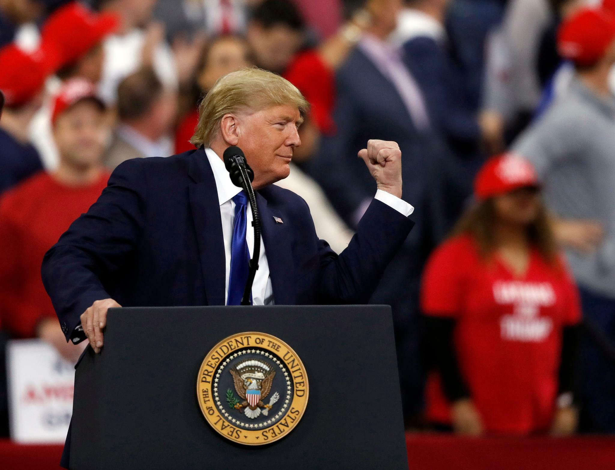 Nach Vorladung des Senats: Trumps Verteidigung wertet Impeachment als Attacke auf Präsidenten