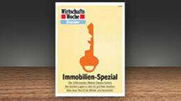 Download für 5,99 Euro:Immobilien-Spezial