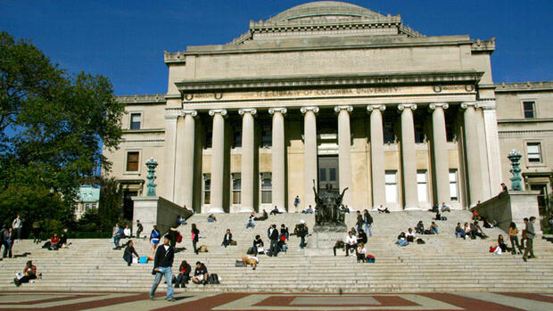 Columbia University Quelle: dpa