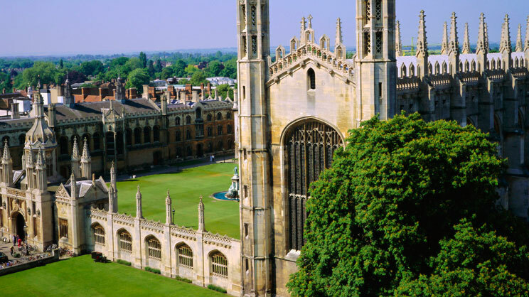 University of Cambridge Quelle: dpa