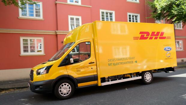 DHL StreetScooter Work XL Quelle: DHL