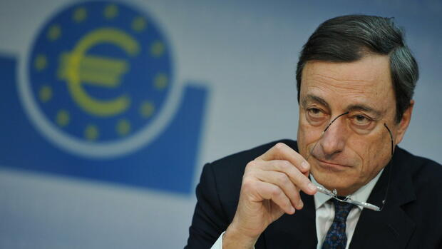 Draghi Quelle: dpa