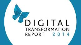 Report: Digital Transformation Award 2014