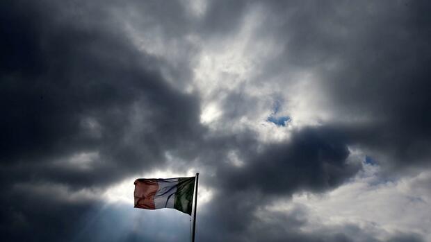 Kreditwürdigkeit Italiens von Moody's herabgestuft