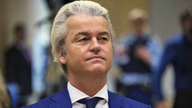 Geert Wilders Quelle: REUTERS
