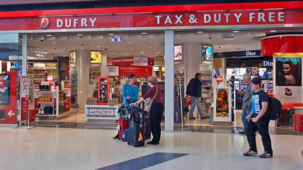 Zeitenwende beim Handel an Flughäfen