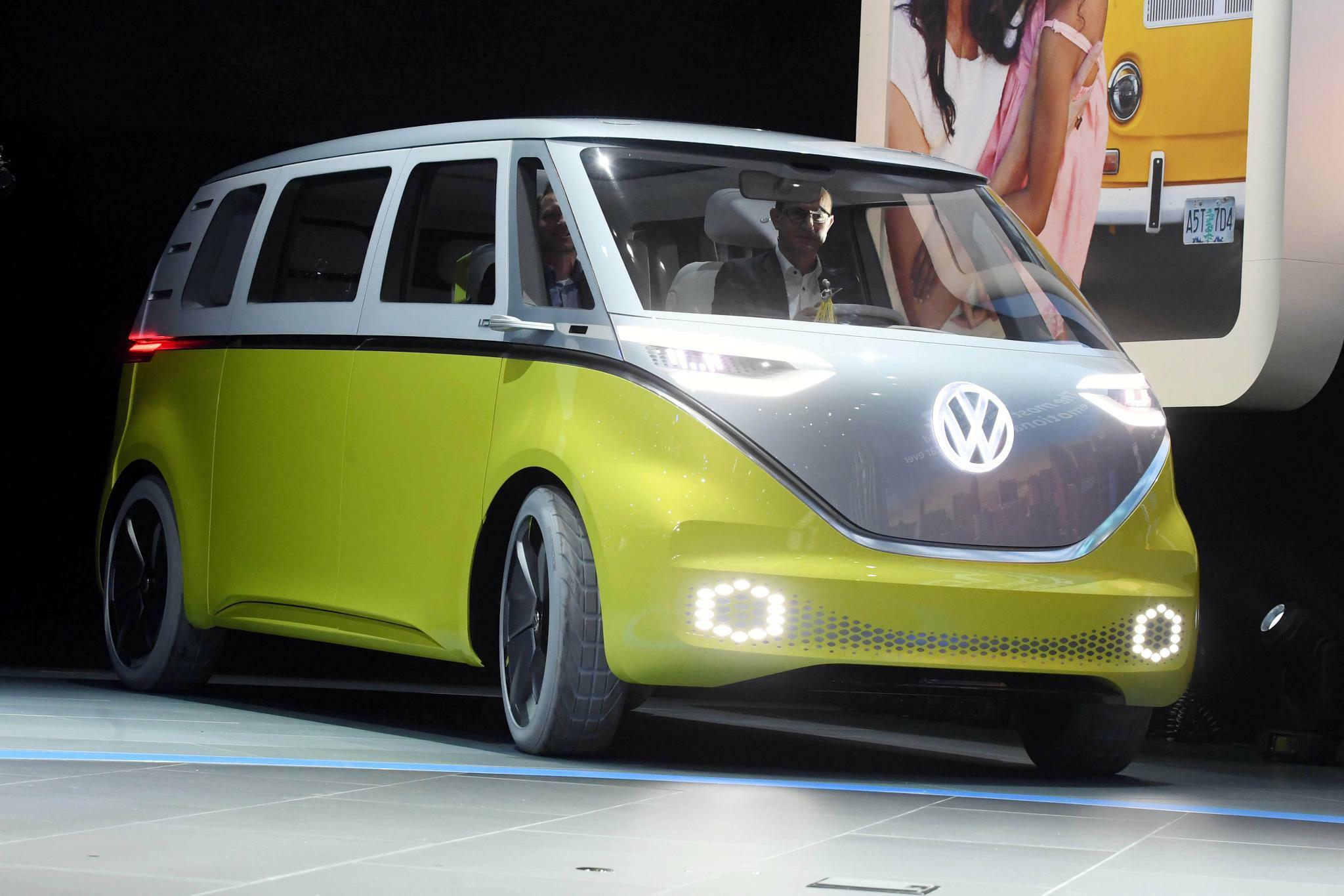 Fußball-WM: Volkswagen und Staatsfond von Katar planen autonome E-Bus-Flotte