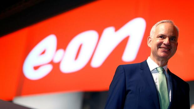 E.On-CEO Johannes Teyssen Quelle: REUTERS