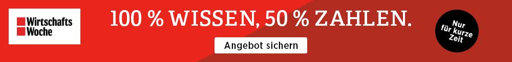 50% Kampagne