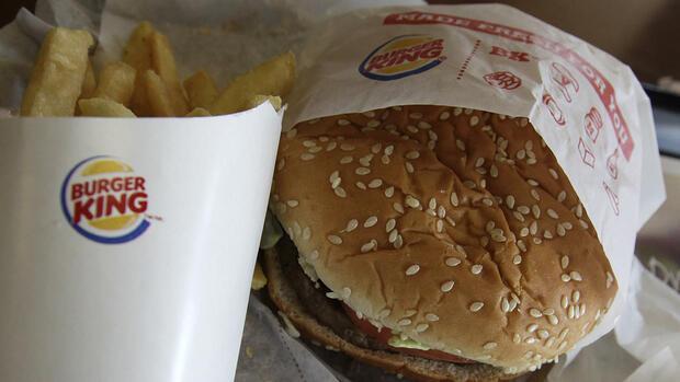 Rger Bei Fast Food Kette Burger King Franchisenehmer Frchten Um