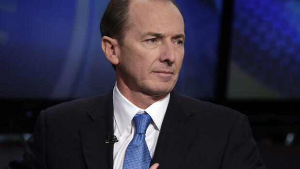 James Gorman, CEO von Morgan Stanley, verdiente ganze 13 Millionen Dollar. Quelle: dapd