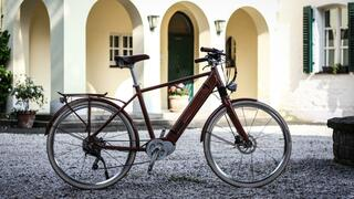 Ego Movement Cäsar 2.0: Alltagstaugliches E-Bike im Retro-Look