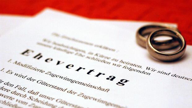 Was sind die Vor- und Nachteile der Ehe?