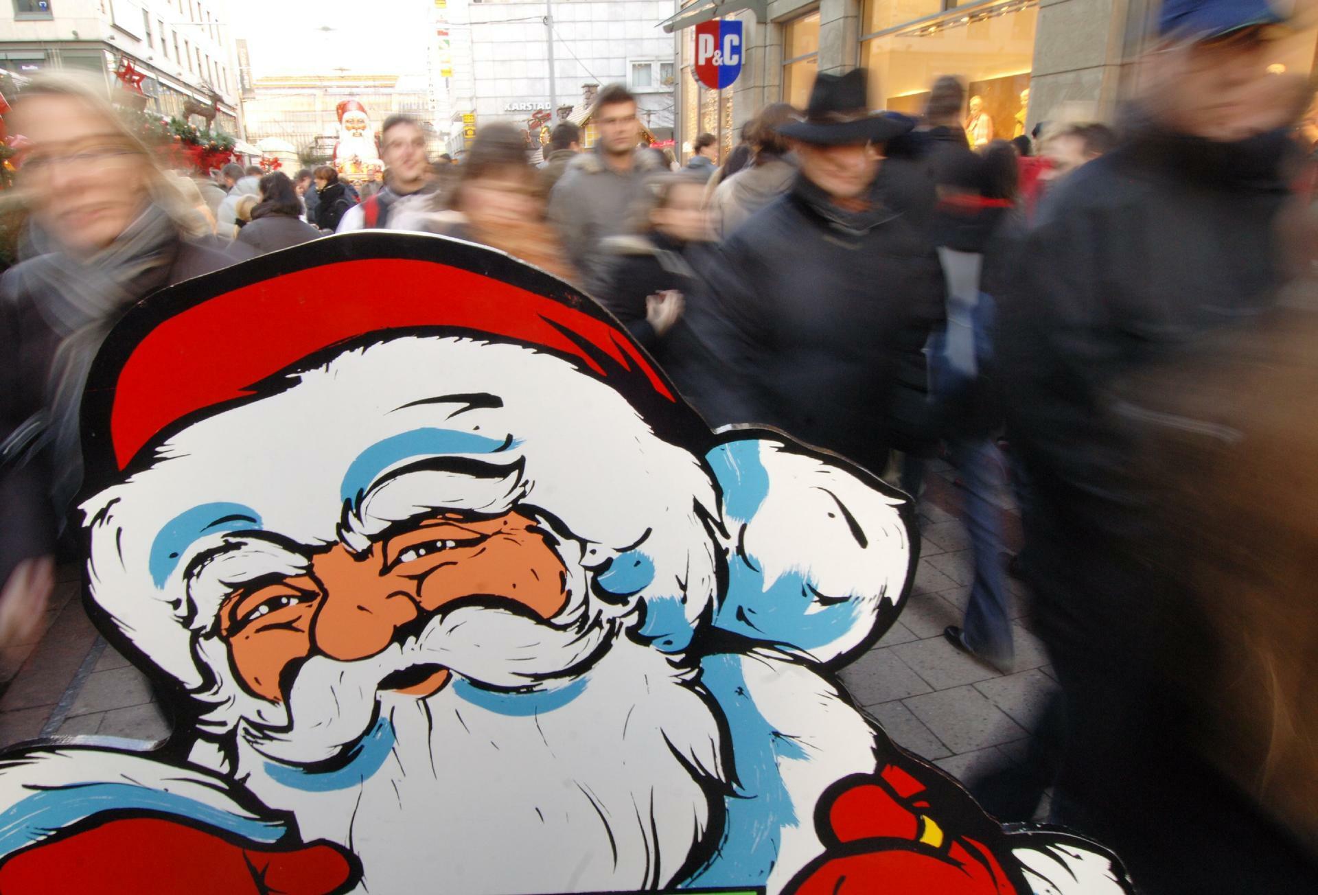 Vorweihnachtsstress: Weihnachten ist nur für Christen schön