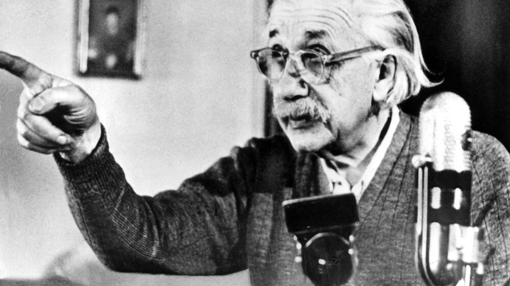 Albert Einstein Erfindungen