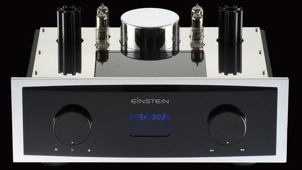CD-Player: Einstein Audio The Source II Quelle: Presse