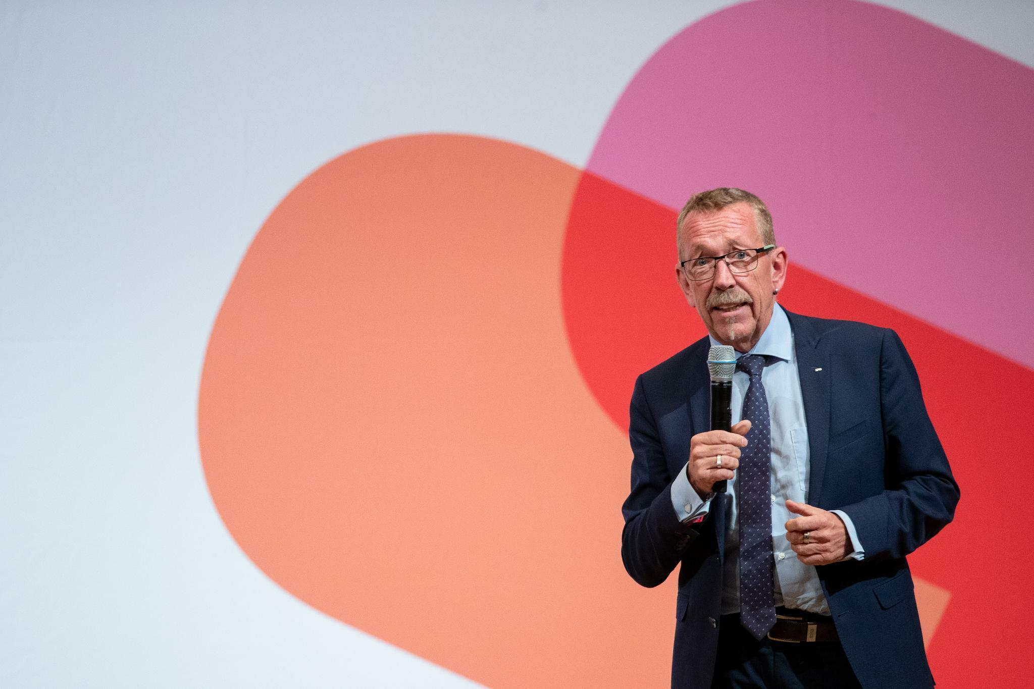Karl Heinz Brunner Zieht Seine Bewerbung Fur Spd Vorsitz Zuruck