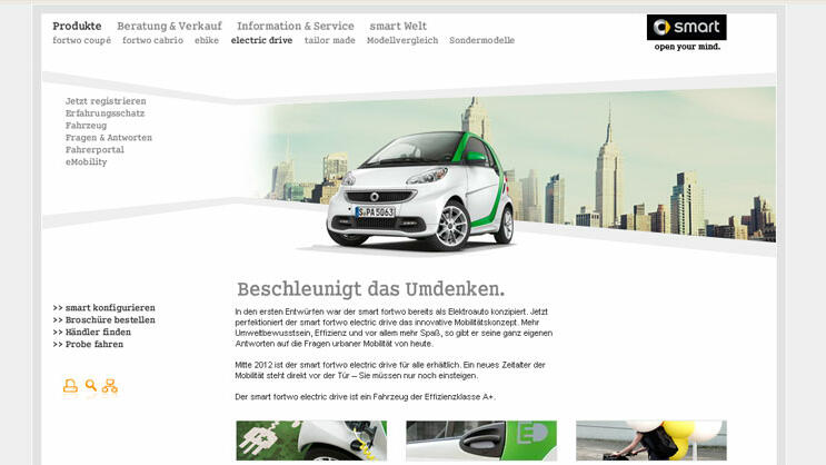 Daimler + Tesla Quelle: Screenshot
