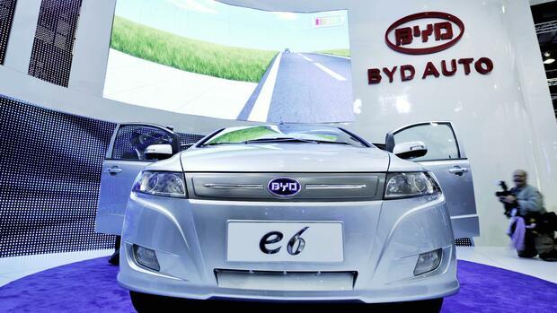 Chinesischer Autokonzern BYD baut die weltgrößte Batteriefabrik