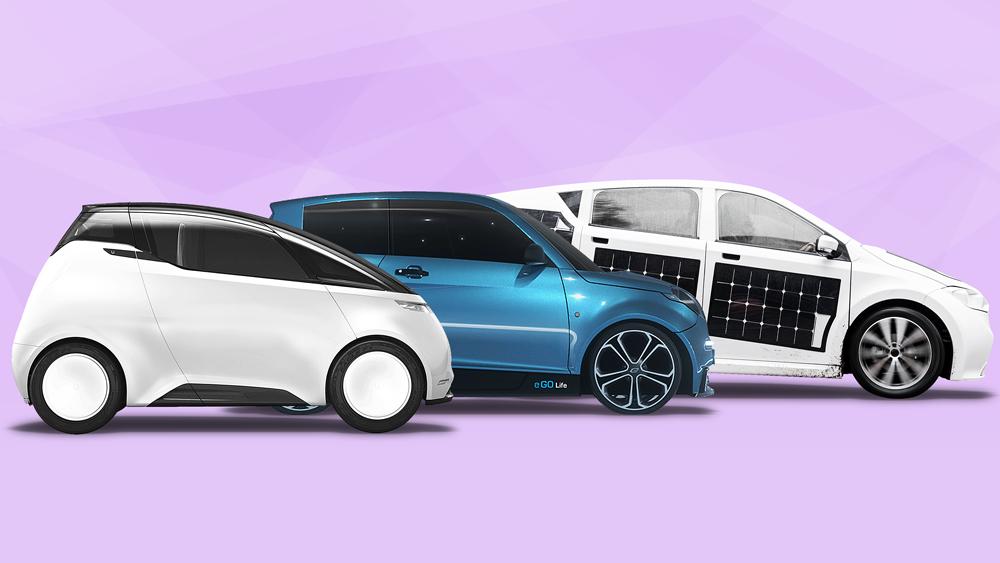 Uniti, Sono Motors, eGo: Elektroauto-Start-ups mit Vorbild Tesla
